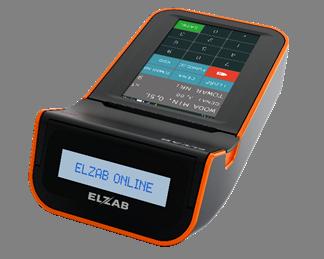 Elzab k10 online bt wi-fi GPRS