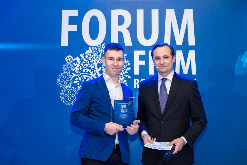 forum firm rodzinnych - wyróżnienie dla netland computers