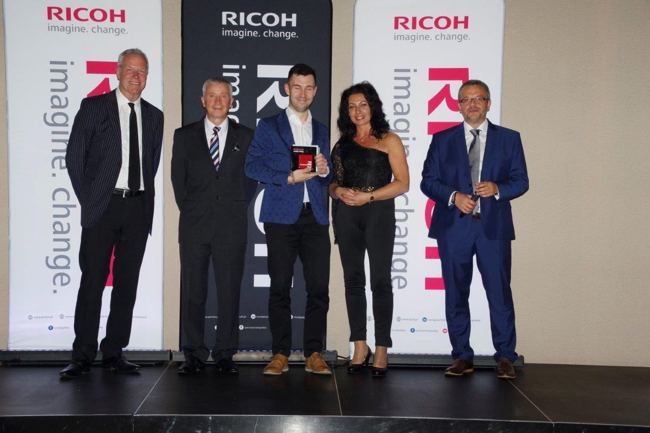 konferencja Ricoh dla partnerów 2019